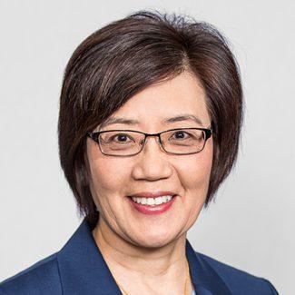 real estate investment Business Development VP Irene Shen